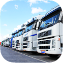 Truck Parking 3D Simulator icon