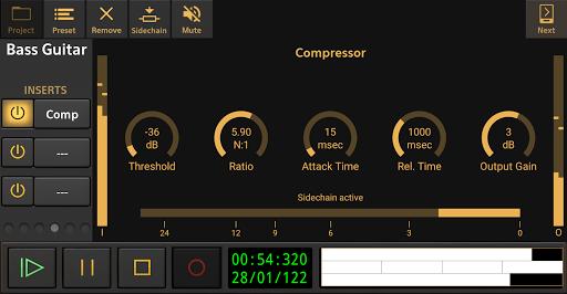 Audio Evolution Mobile Studio TRIAL ss3