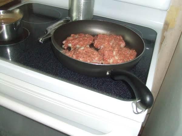 Bob And Blakes Salisbury Steak W/gravy Recipe