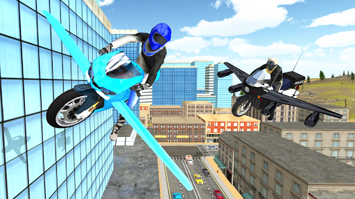 Flying Motorbike Simulator 1.18 screenshots 1