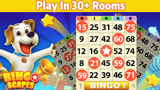 Bingo Scapes - Lucky Bingo Game Free to Play - screenshot