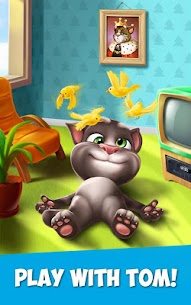 My Talking Tom MOD 4.7.2.91 (Unlimited Coins) Apk 6