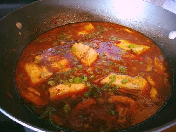 Szechuan Fish Recipe