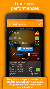 Workout Tracker and Gym Trainer - Fitness Log Book
