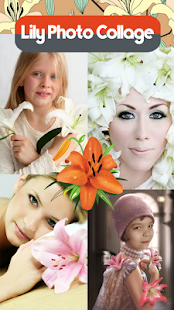 Lily Photo Collage - náhled