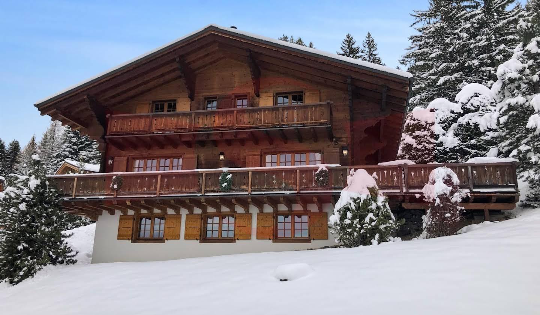 Maison Villars-sur-Ollon