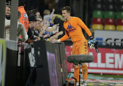 """William Dutoit reste lié au STVV : """"J'ai toujours un lien fort avec les supporters"""""""