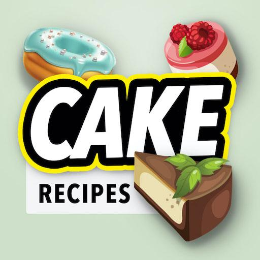 Cake Recipes FREE 🍰