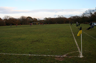 Photo: 17/12/11 v Mildenhall United (St Edmundsbury League Div 1) 1-3 - contributed by Martin Wray