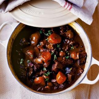 Slow Cooker Venison Stew.