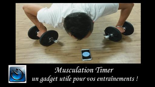 Musculation Timer Entraînement