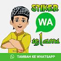 Stiker WA Islami Lengkap (WAStickerApps) icon