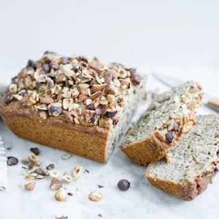 Gluten-Free Maple Banana Bread | Vegan, Refined Sugar-Free.