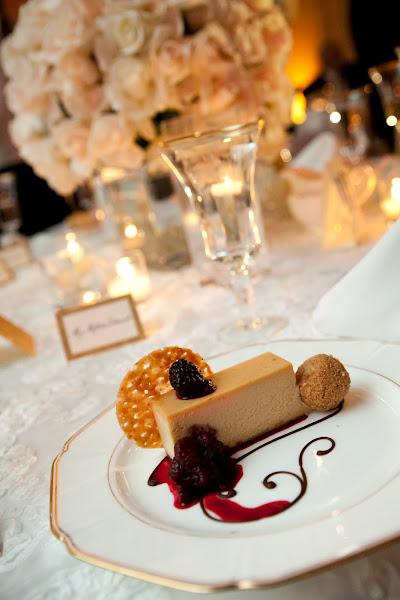 Photo: Wedding Dessert
