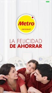 Metro colombia app- screenshot thumbnail