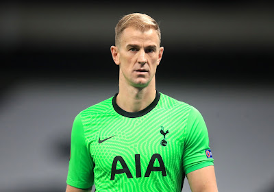 'Spurs-doelman Joe Hart trekt deur van Premier League achter zich dicht en is rond met nieuwe werkgever'