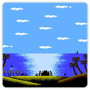 Pixel Beach Live Wallpaper
