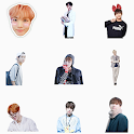 BTS K-pop WAStickerApps : Stickers for Whatsapp icon