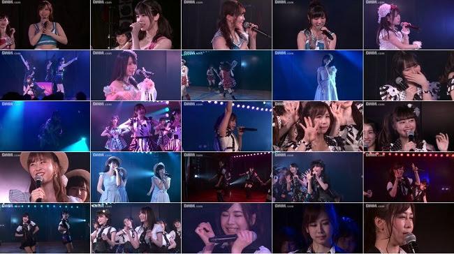 190415 (1080p) AKB48 高橋朱里チームB「シアターの女神」公演 大家志津香 生誕祭 DMM HD