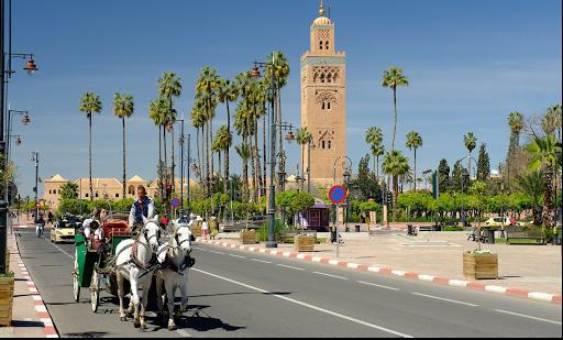le Maroc avec France Moto Voyages