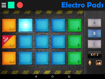 Electro Pads for PC-Windows 7,8,10 and Mac apk screenshot 9