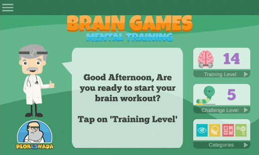60 Brain Games: Free Mental Training! 38 screenshots 7