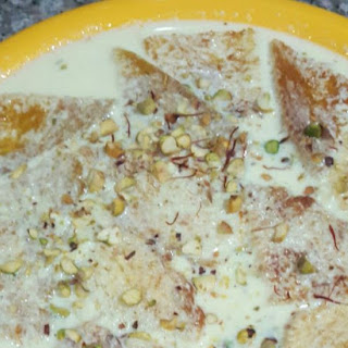 Shahi Ka Thukda with Condensed Milk Recipe