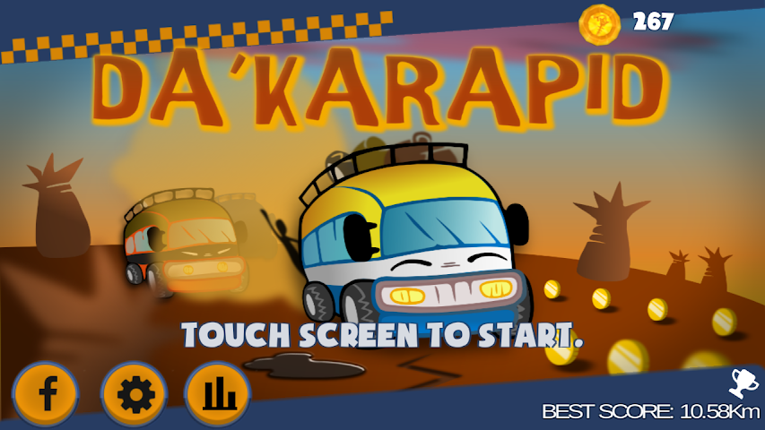 android Da'karapid Screenshot 0