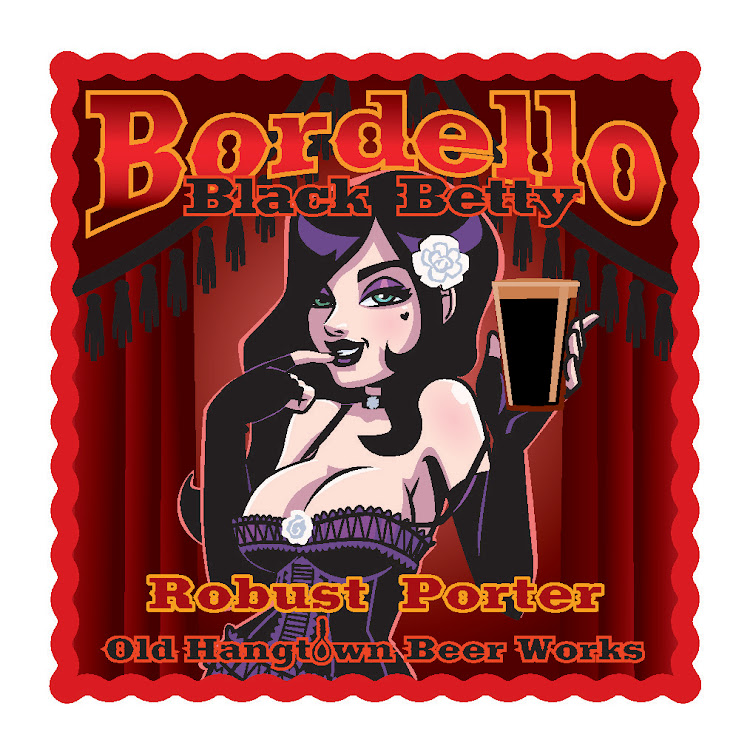 Logo of Black Betty Robust Porter