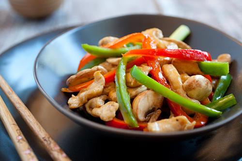 Bell Pepper Chicken Recipe | Yummly