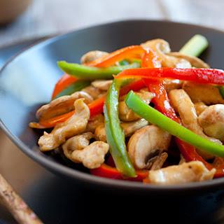 Bell Pepper Chicken