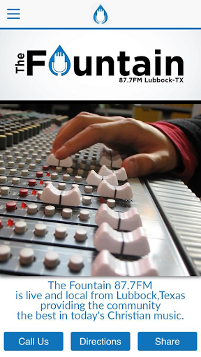 The Fountain 87.7FM
