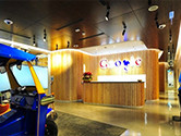 Google's Asia Pacific Office in Bangkok, Thailand.