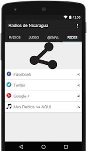 Radios de Nicaragua Gratis screenshot 3