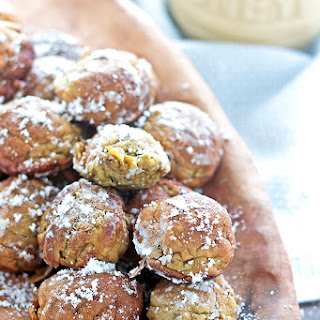 Honey Pumpkin Pancake Puffs {Gluten-Free and Dairy-Free}