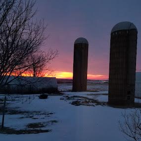 by Denise Johnson - Landscapes Sunsets & Sunrises (  )