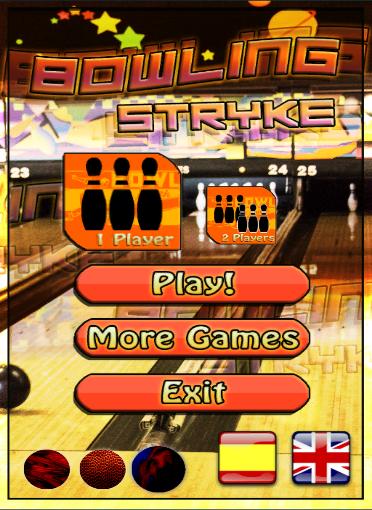 Télécharger Gratuit Bowling Stryke - Offline 2 Players Free Game APK MOD (Astuce) screenshots 1