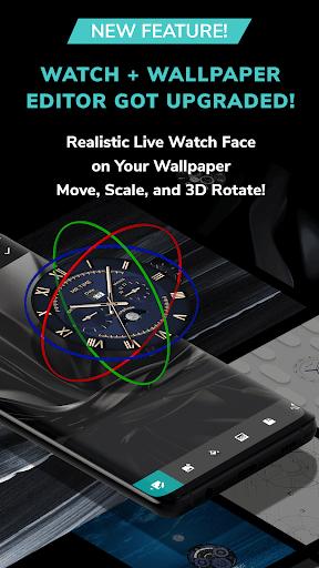 MR.TIME - Free Watch Face Maker 6.3.1 screenshots 1