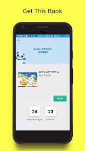 Blue Panda - náhled