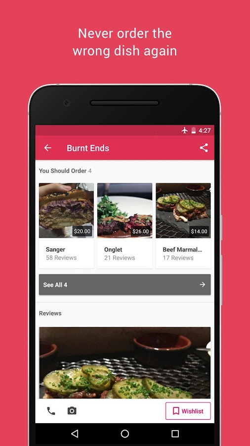 Burpple - Find Good Food- screenshot