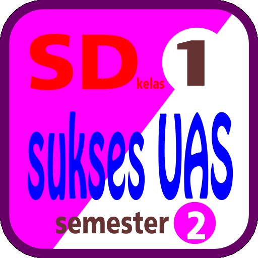 Sukses UAS SD Kelas 1 semester 2