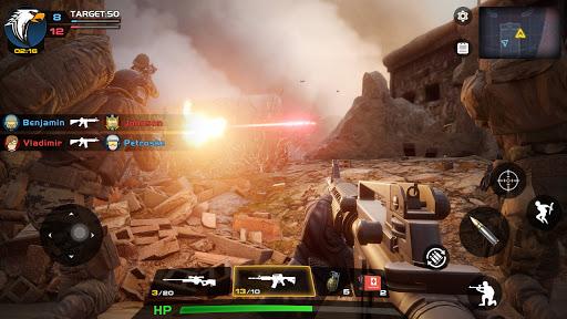 Critical Action :Gun Strike Ops - Shooting Game  screenshots 3