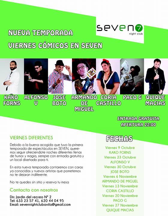 programacion-seven-club-avila-segundo-ciclo-magia-y-humor-2015