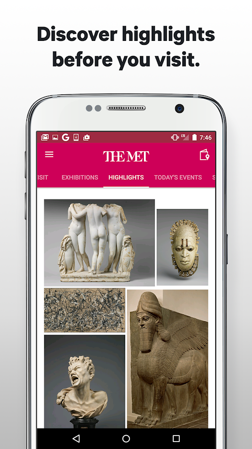 The Metropolitan Museum of Art- screenshot