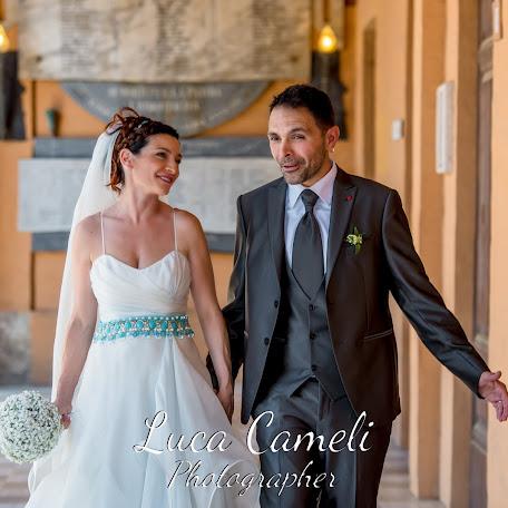 Wedding photographer Luca Cameli (lucacameli). Photo of 21.08.2017