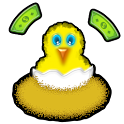 Chicks: Count Your Cash icon