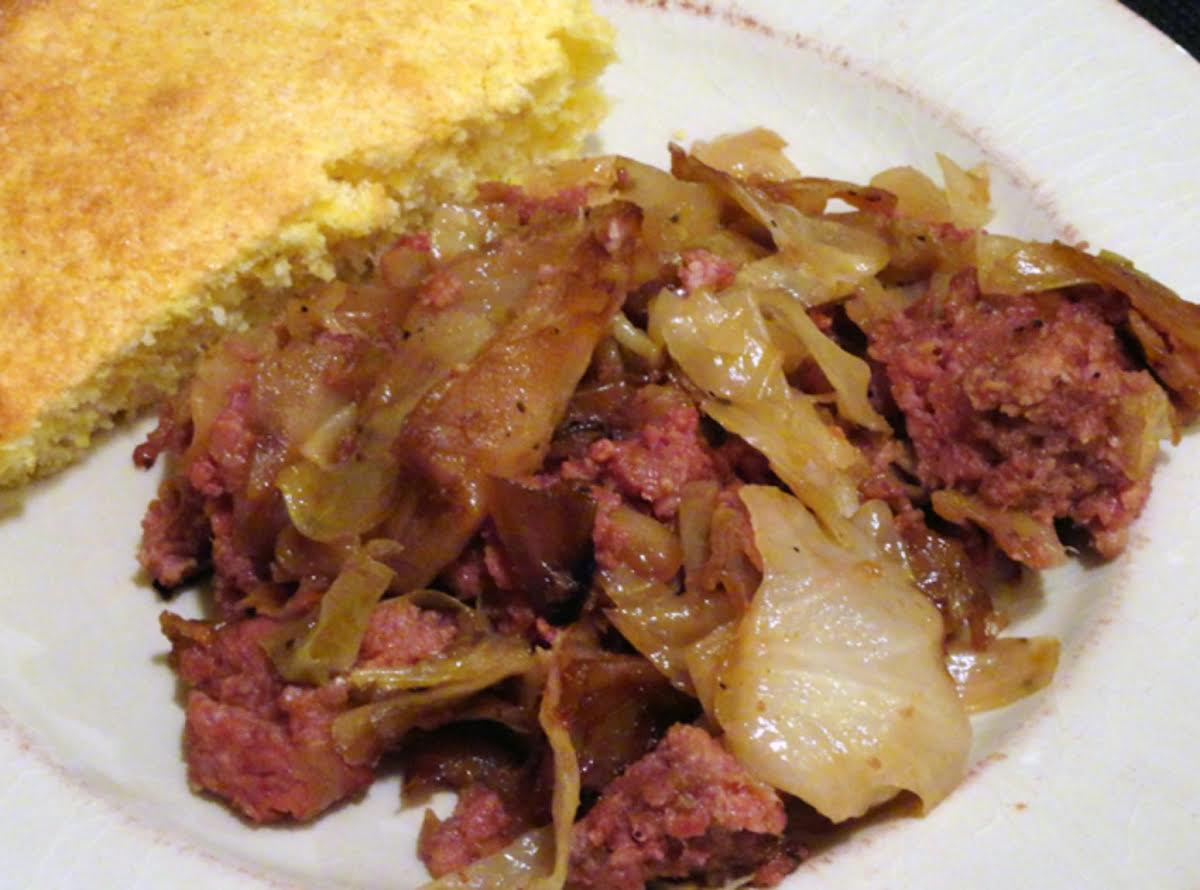 Fried Cabbage Corned Beef Best Fried Cabbage Recipes Just A Pinch
