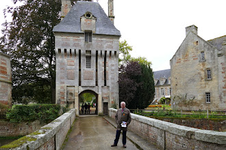 Photo: Bienvenue au Château Le KINNOR