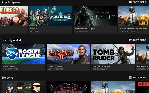 Vortex Cloud Gaming (Unreleased)  screenshots 5