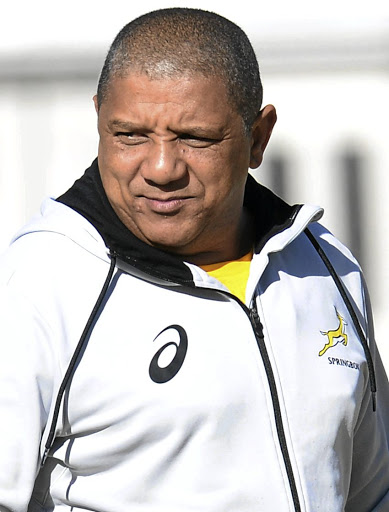 Allister Coetzee. Picture: GETTY IIMAGES